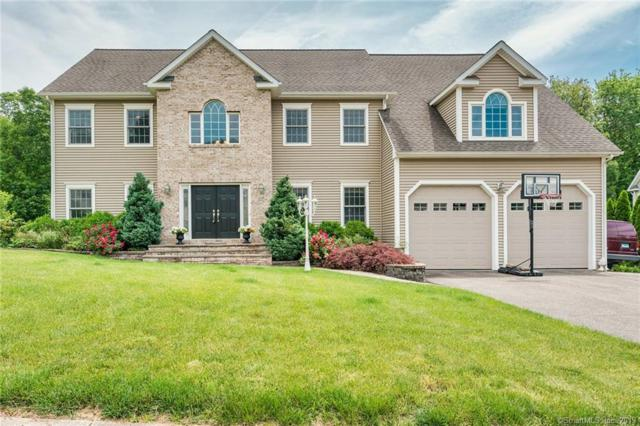 35 Sovereign Ridge, Cromwell, CT 06416 (MLS #170204883) :: Hergenrother Realty Group Connecticut