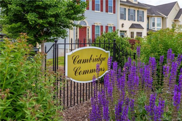 204 Cambridge Commons #204, Middletown, CT 06457 (MLS #170205127) :: Carbutti & Co Realtors