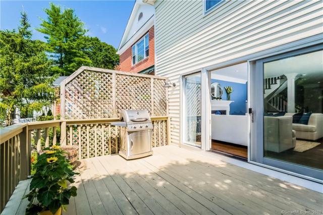 277 Park Street #5, New Canaan, CT 06840 (MLS #170205260) :: GEN Next Real Estate