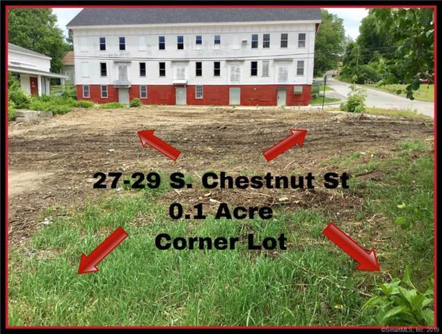 27 S Chestnut Street, Plainfield, CT 06374 (MLS #170206070) :: Michael & Associates Premium Properties   MAPP TEAM