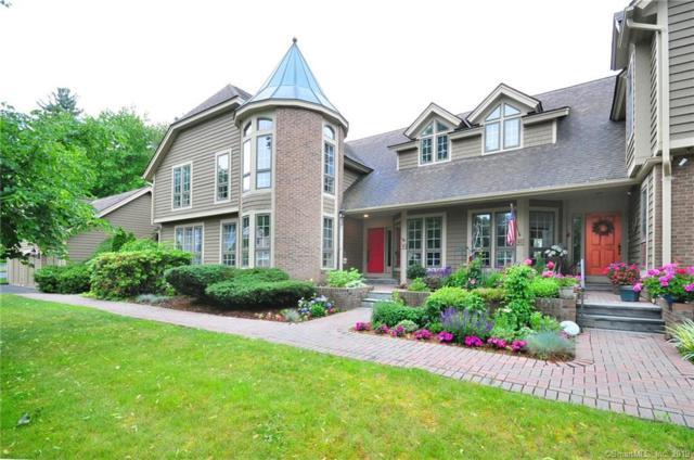 51 Brettonwood Drive #51, Simsbury, CT 06070 (MLS #170206571) :: Mark Boyland Real Estate Team