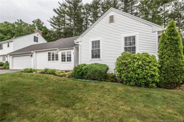 28 Liberty Drive #28, Mansfield, CT 06250 (MLS #170206726) :: Mark Boyland Real Estate Team