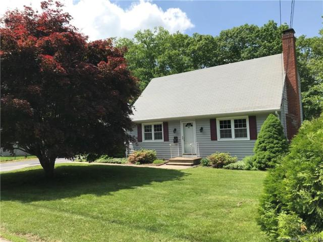 117 Echo Drive, Windham, CT 06226 (MLS #170206885) :: Mark Boyland Real Estate Team