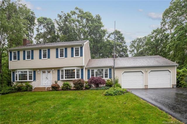 57 Berncliff Drive, North Branford, CT 06472 (MLS #170206922) :: Mark Boyland Real Estate Team
