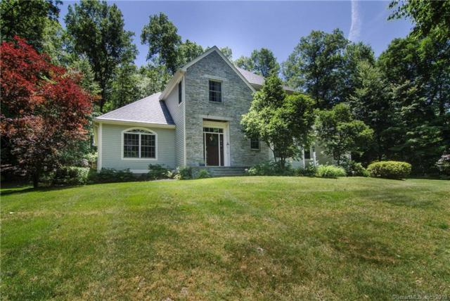 10 Stonewall Drive, Granby, CT 06090 (MLS #170207235) :: The Higgins Group - The CT Home Finder