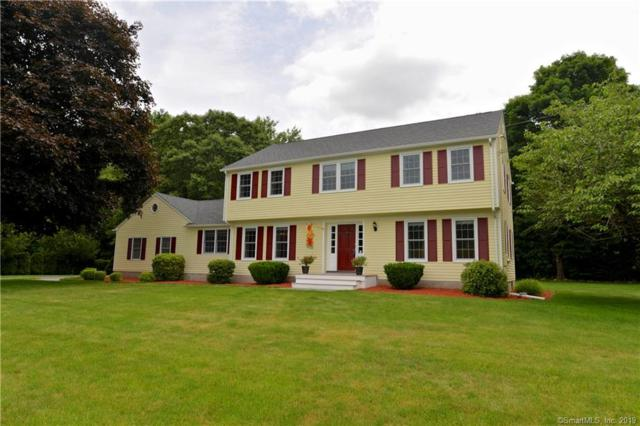 40 Bridgets Lane, Cheshire, CT 06410 (MLS #170207346) :: Coldwell Banker Premiere Realtors