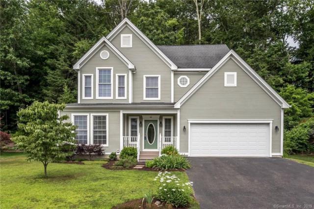 45 Village Lane #45, Canton, CT 06019 (MLS #170207371) :: Mark Boyland Real Estate Team