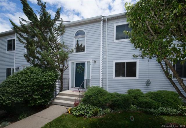 48 Clubhouse Drive #48, Cromwell, CT 06416 (MLS #170207399) :: The Higgins Group - The CT Home Finder