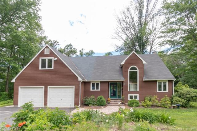 89 Goose Green Road, Barkhamsted, CT 06063 (MLS #170207880) :: Hergenrother Realty Group Connecticut