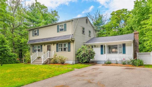 10 Overhill Road, Ellington, CT 06029 (MLS #170208051) :: The Higgins Group - The CT Home Finder