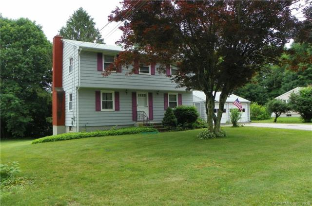 40 Route 164, Preston, CT 06365 (MLS #170208316) :: The Higgins Group - The CT Home Finder
