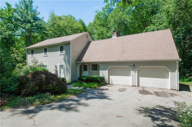 49 Shady Dell Lane, Somers, CT 06071 (MLS #170208408) :: NRG Real Estate Services, Inc.