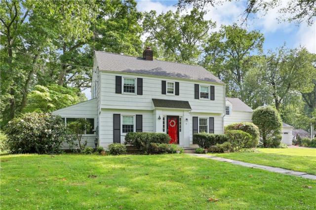 14 Crestwood Drive, Stamford, CT 06905 (MLS #170208616) :: GEN Next Real Estate