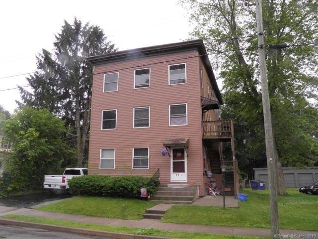 109 Lewis Boulevard, Killingly, CT 06239 (MLS #170208739) :: Mark Boyland Real Estate Team
