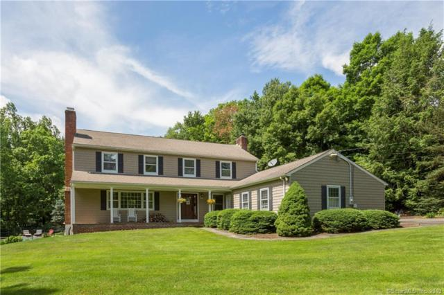 6 Westwood Terrace, Newtown, CT 06470 (MLS #170209505) :: Michael & Associates Premium Properties   MAPP TEAM