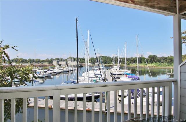 123 Harbor Drive #605, Stamford, CT 06902 (MLS #170209911) :: Mark Boyland Real Estate Team