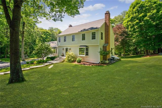 68 Mopus Bridge Road, Ridgefield, CT 06877 (MLS #170210029) :: Mark Boyland Real Estate Team