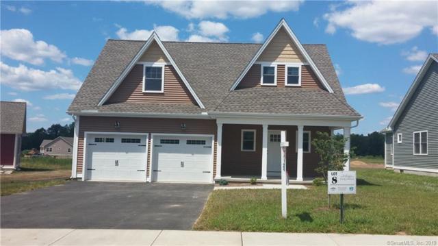 20 Old Village Circle, Windsor, CT 06095 (MLS #170210039) :: Mark Boyland Real Estate Team
