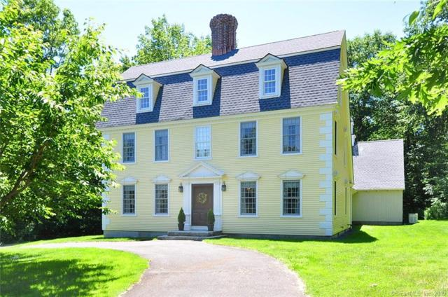 23 Moosehorn Road, Granby, CT 06090 (MLS #170210591) :: The Higgins Group - The CT Home Finder