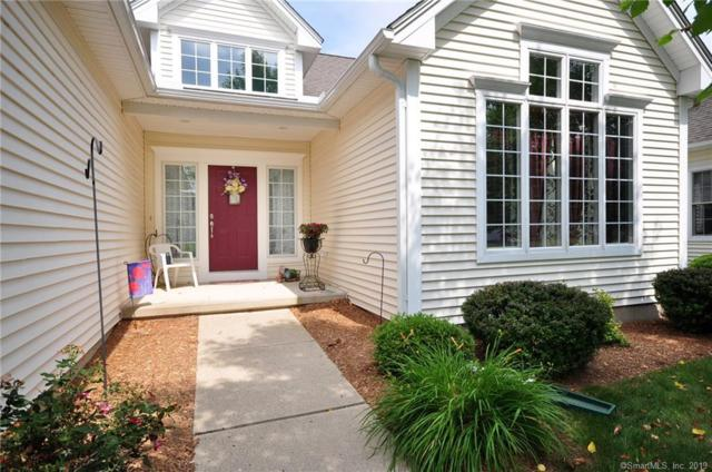 51 Boysenberry Court #51, Suffield, CT 06078 (MLS #170210624) :: Spectrum Real Estate Consultants