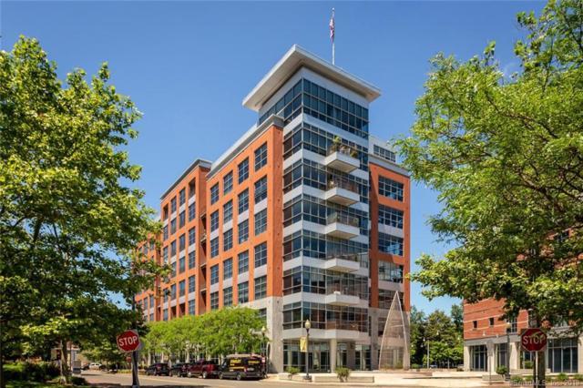 33 N Water Street #704, Norwalk, CT 06854 (MLS #170211411) :: Mark Boyland Real Estate Team