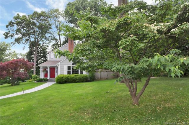 53 Brooks Road, New Canaan, CT 06840 (MLS #170211752) :: Spectrum Real Estate Consultants