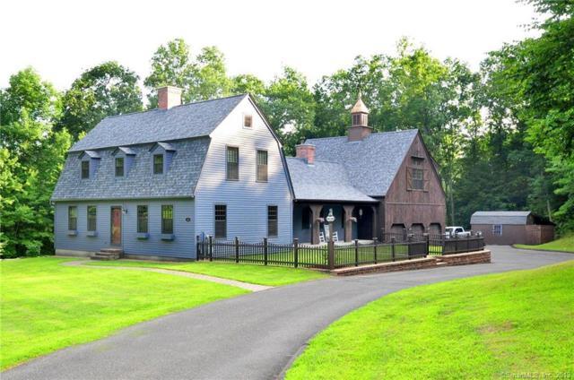 25 Moosehorn Road, Granby, CT 06090 (MLS #170212155) :: NRG Real Estate Services, Inc.
