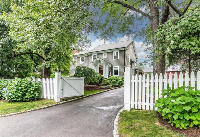 30 Sedgwick Avenue, Darien, CT 06820 (MLS #170212779) :: The Higgins Group - The CT Home Finder