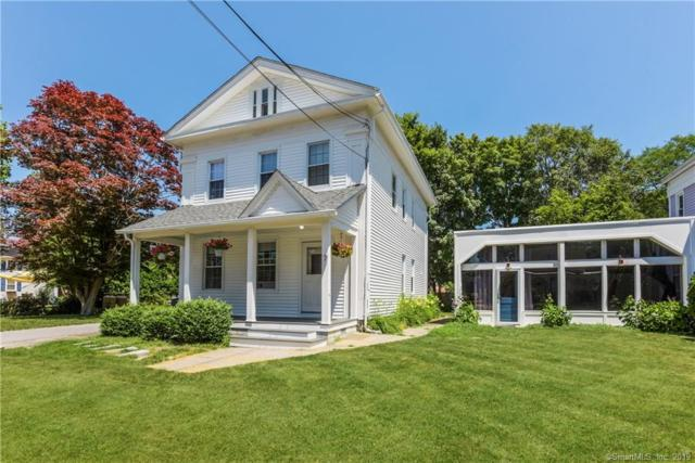 7 Broadway Avenue, Stonington, CT 06355 (MLS #170213017) :: Mark Boyland Real Estate Team