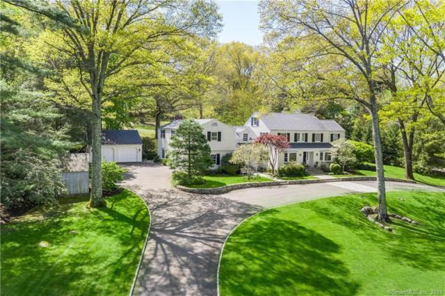 55 Maywood Road, Darien, CT 06820 (MLS #170213027) :: The Higgins Group - The CT Home Finder