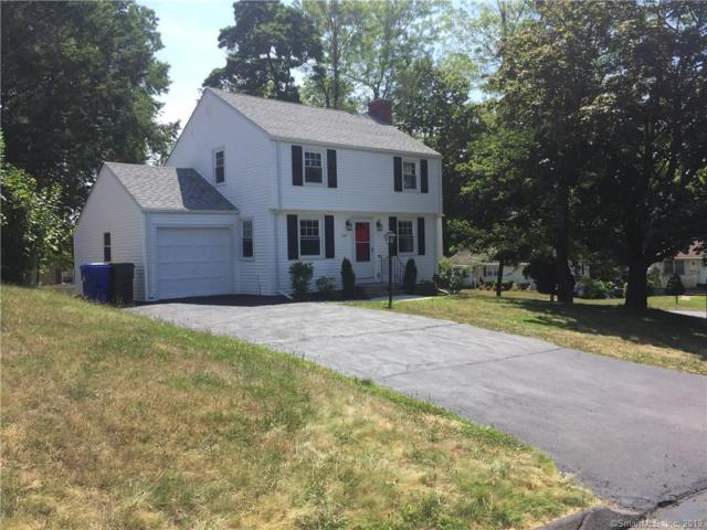 124 Howard Street, Newington, CT 06111 (MLS #170213122) :: Hergenrother Realty Group Connecticut