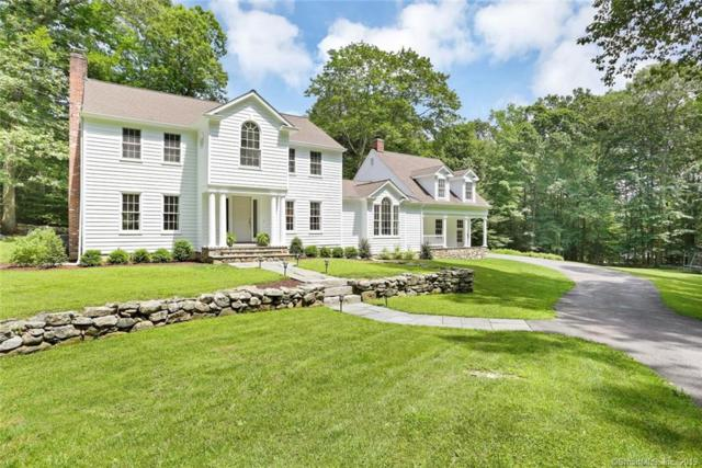 171 Jonathan Road, New Canaan, CT 06840 (MLS #170213250) :: The Higgins Group - The CT Home Finder
