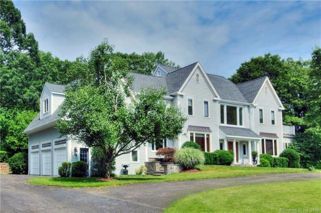10 Marshall Lane, Weston, CT 06883 (MLS #170213393) :: The Higgins Group - The CT Home Finder