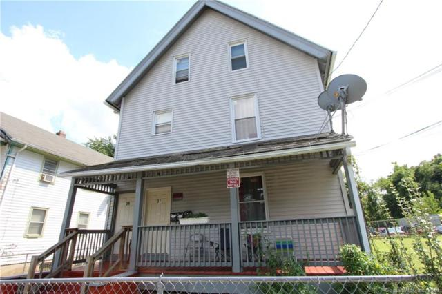 37 Warren Street, Hartford, CT 06120 (MLS #170213527) :: Mark Boyland Real Estate Team
