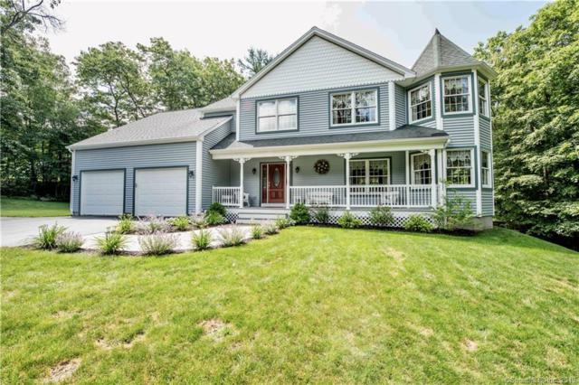 45 Stone Hill Road, Woodstock, CT 06281 (MLS #170213734) :: Mark Boyland Real Estate Team