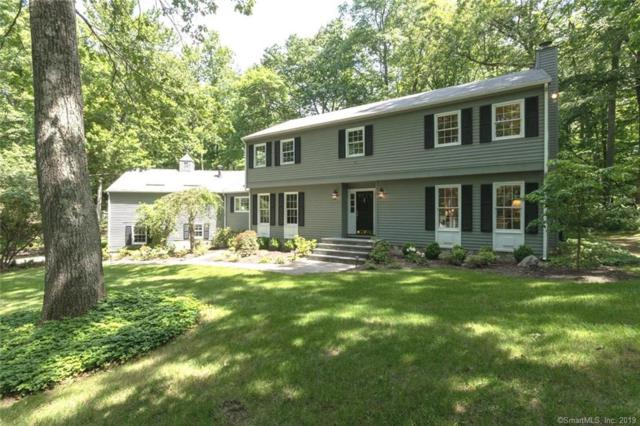 254 Olmstead Hill Road, Wilton, CT 06897 (MLS #170213852) :: The Higgins Group - The CT Home Finder