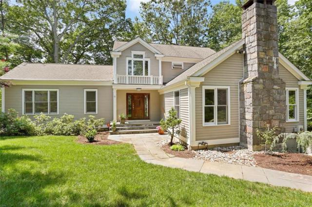 11 Otter Trail, Westport, CT 06880 (MLS #170213872) :: Mark Boyland Real Estate Team