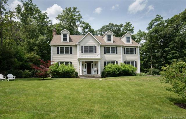 248 Spring Water Lane, New Canaan, CT 06840 (MLS #170213922) :: The Higgins Group - The CT Home Finder
