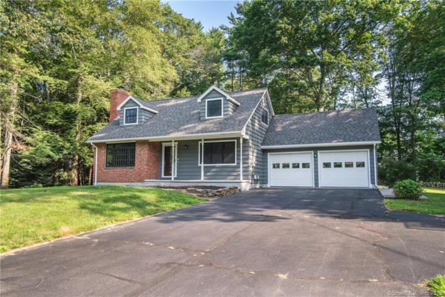 34 Laurel Drive, Killingly, CT 06241 (MLS #170213977) :: Mark Boyland Real Estate Team