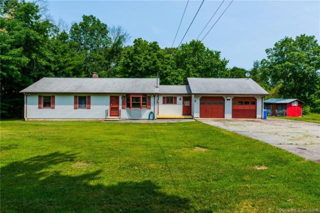 192 Shetucket Turnpike, Griswold, CT 06351 (MLS #170214016) :: The Higgins Group - The CT Home Finder