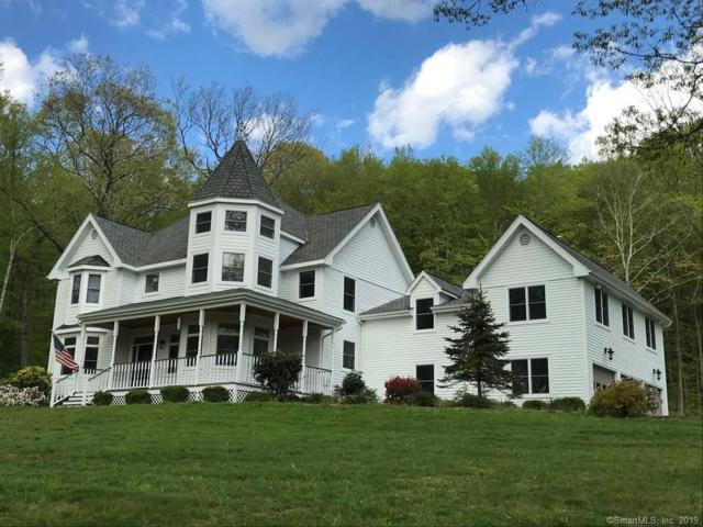105 Honeysuckle Hill Lane, Easton, CT 06612 (MLS #170214189) :: GEN Next Real Estate