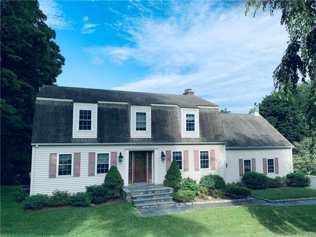 615 N Salem Road, Ridgefield, CT 06877 (MLS #170214815) :: Michael & Associates Premium Properties | MAPP TEAM