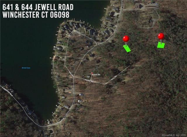 641 & 644 Jewel Road, Winchester, CT 06098 (MLS #170215023) :: Michael & Associates Premium Properties | MAPP TEAM