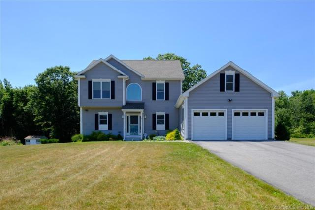 57 Skyline Drive, East Hampton, CT 06424 (MLS #170215075) :: Hergenrother Realty Group Connecticut