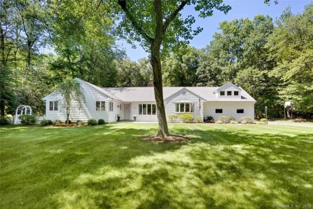 124 White Birch Road, New Canaan, CT 06840 (MLS #170215215) :: The Higgins Group - The CT Home Finder