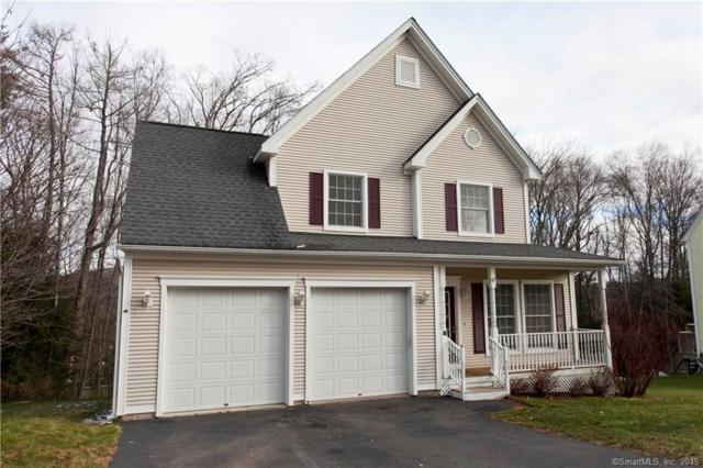 58 Village Lane #58, Canton, CT 06019 (MLS #170215266) :: Mark Boyland Real Estate Team