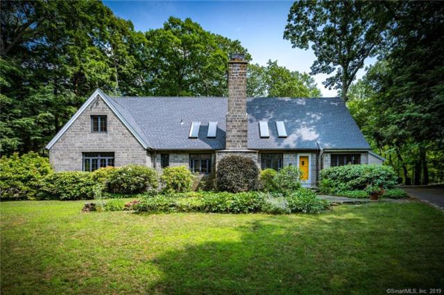 4 Old Oscaleta Road, Ridgefield, CT 06877 (MLS #170215279) :: The Higgins Group - The CT Home Finder