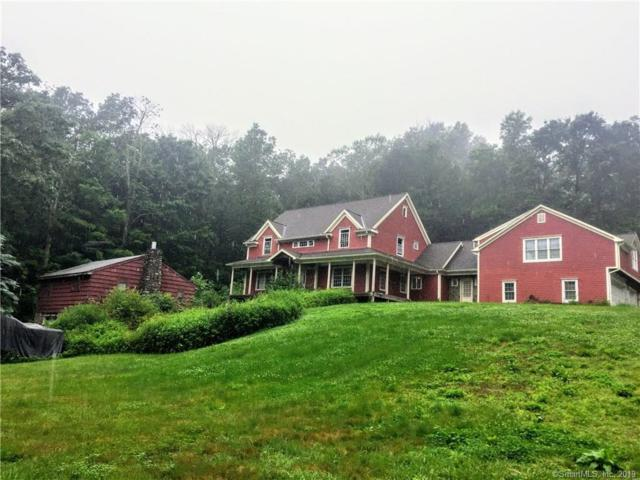 100 Rock House Road, Easton, CT 06612 (MLS #170215303) :: The Higgins Group - The CT Home Finder