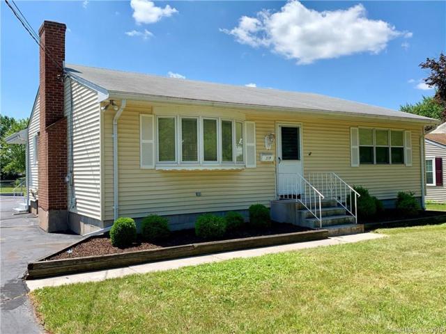219 Ridgewood Road, East Hartford, CT 06118 (MLS #170215388) :: Spectrum Real Estate Consultants