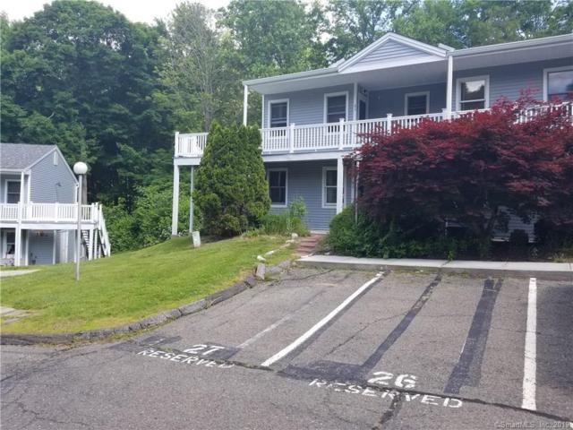 61 Hidden Knolls Circle #61, Monroe, CT 06468 (MLS #170215496) :: The Higgins Group - The CT Home Finder